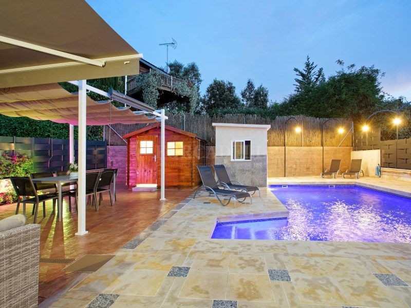 Casa en venda Bigues i Riells urbanització Ca Traver 24
