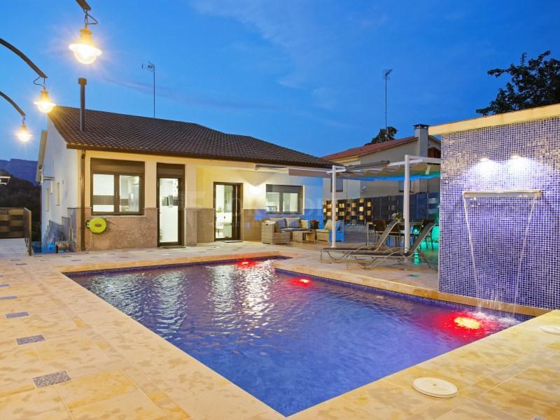 Casa en venda Bigues i Riells urbanització Ca Traver 27