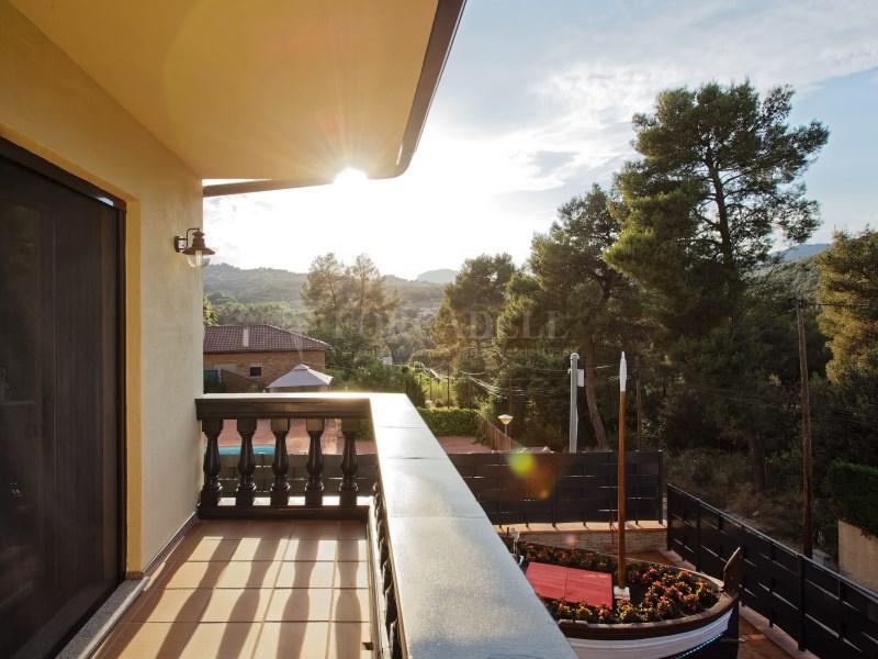 Casa en venda Bigues i Riells urbanització Ca Traver 50