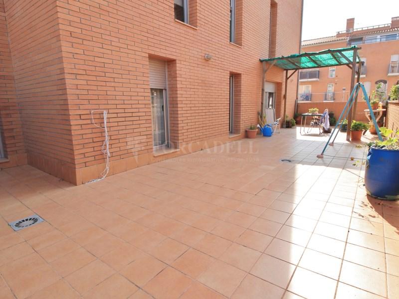 Pis en venda amb terrassa a Sant Vicenç de Castellet