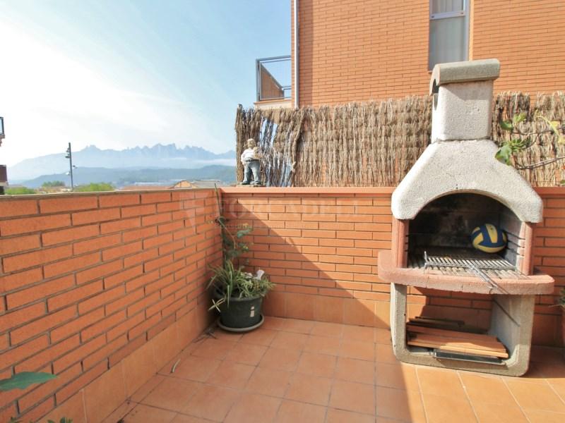Pis en venda amb terrassa a Sant Vicenç de Castellet 10