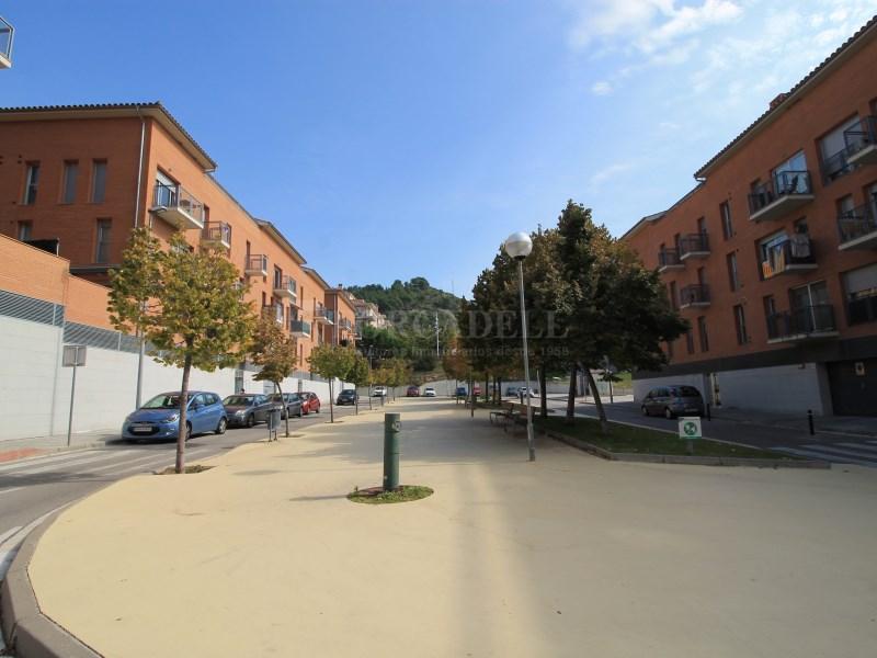 Pis en venda amb terrassa a Sant Vicenç de Castellet 20