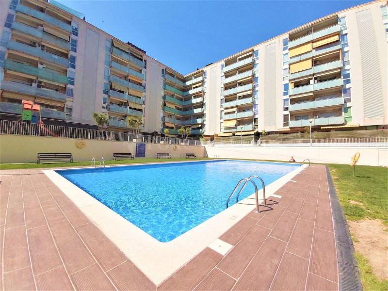 Bonic pis seminou de 70m² amb piscina i plaça d'aparcament 6