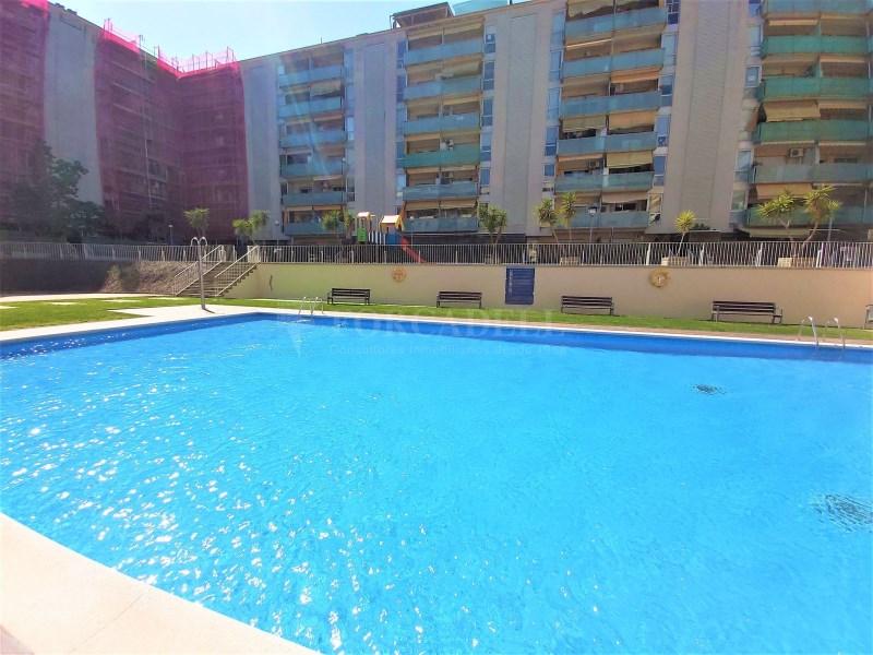 Bonic pis seminou de 70m² amb piscina i plaça d'aparcament 7