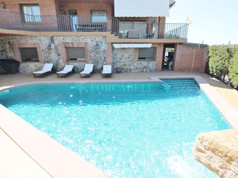 Magnífica casa amb piscina en venda a Ullastrell 6