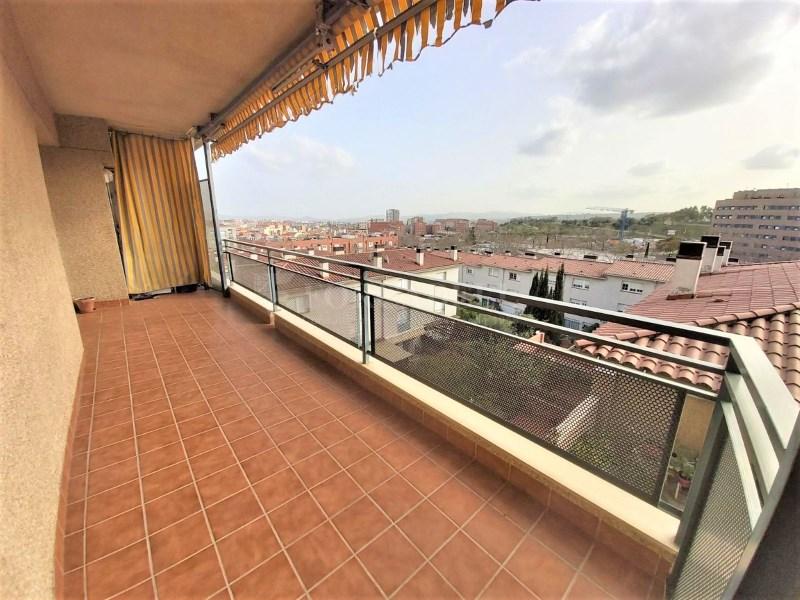 Espectacular pis de 2 habitacions amb terrassa de 19m²