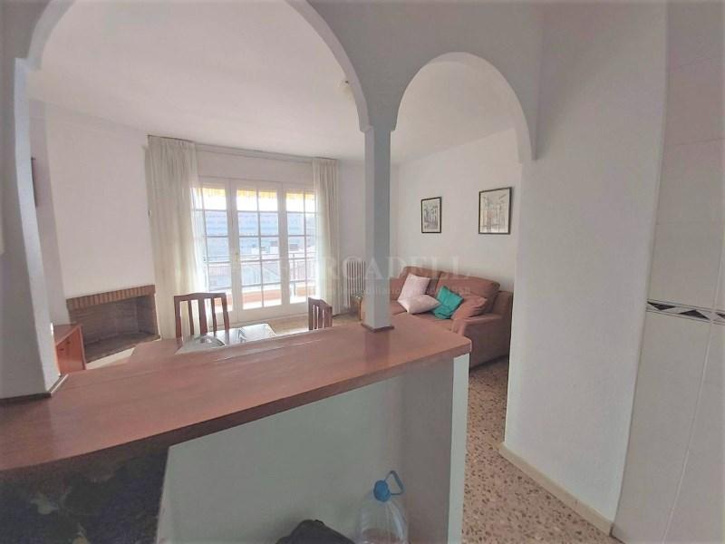 Espectacular pis de 2 habitacions amb terrassa de 19m² 12