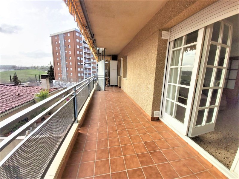 Espectacular pis de 2 habitacions amb terrassa de 19m² 19
