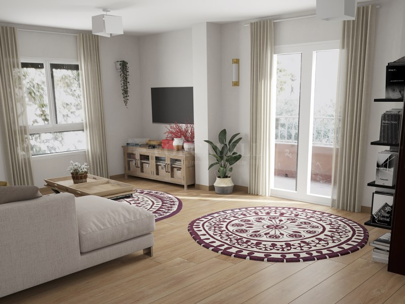 Large flat for sale in Palma
