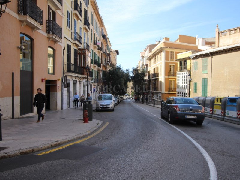 Local comercial en zona comercial de Palma 9