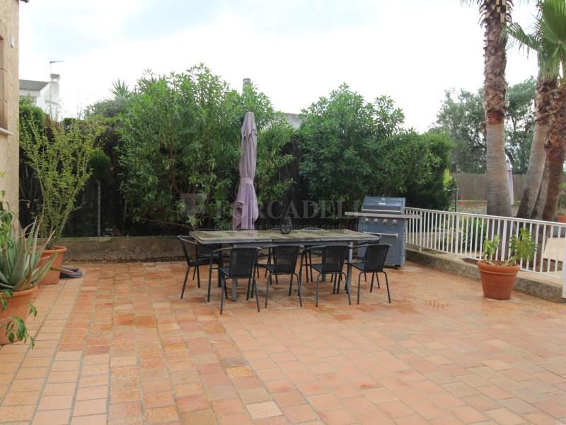 Xalet unifamiliar en lloguer en zona molt tranquil·la a Palma moblat. 7