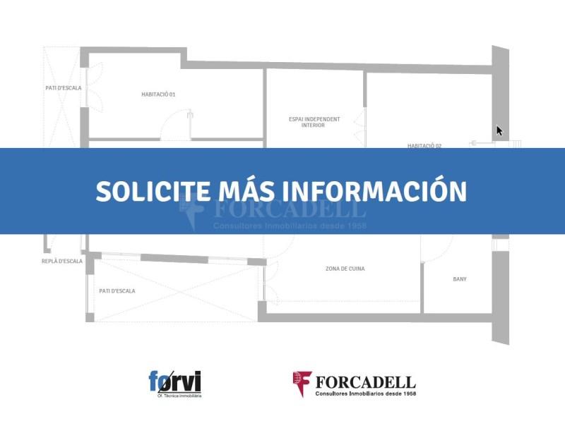 Piso de 98m² en venta en junto a la Plaza Madrid, Palma 26