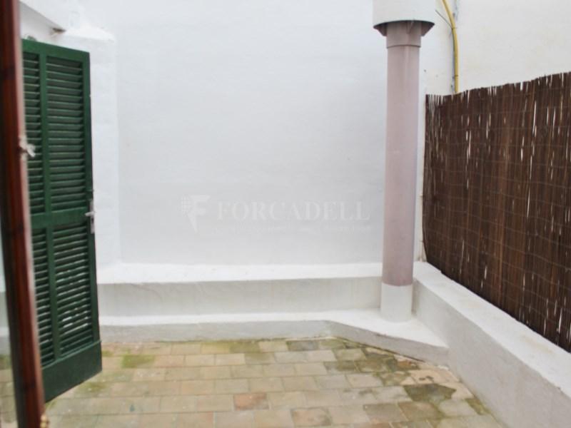 Preciós pis amb terrassa al Port de Pollença 11