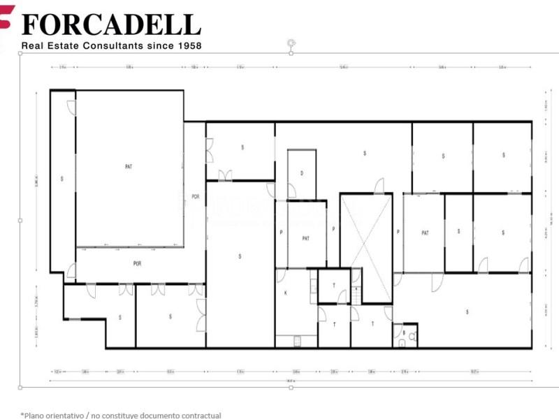 Propietat de 419m² al emblemàtic i carismàtic barri Gòtic 48