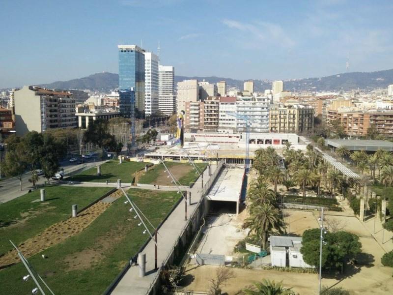 Plaça d'aparcament per a cotxe en venda al carrer Diputació, Barcelona 8