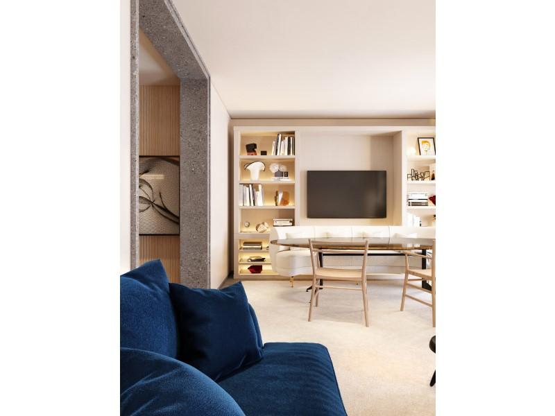 Exclusivo piso totalmente reformado en C/ Diputació 5