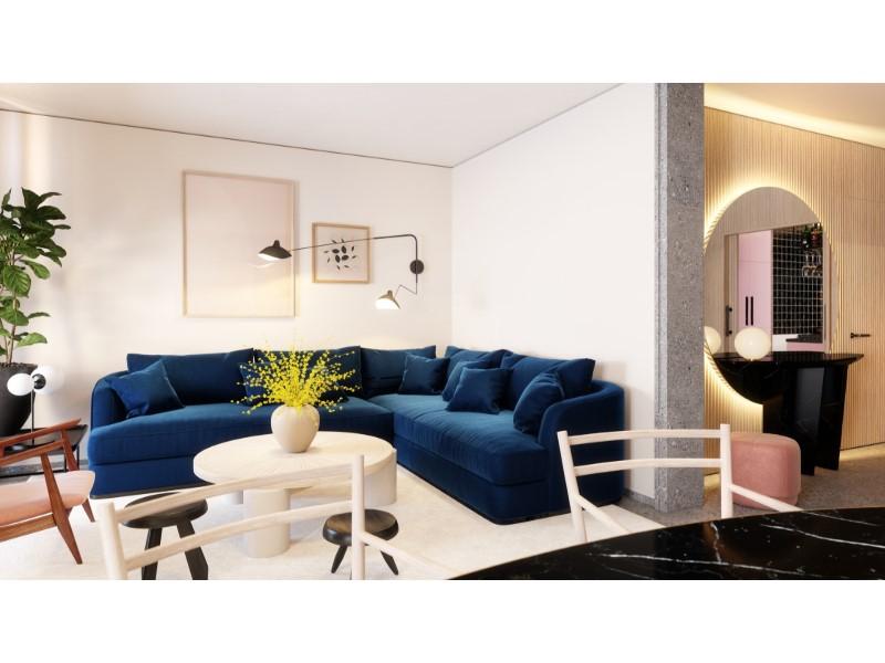 Exclusivo piso totalmente reformado en C/ Diputació