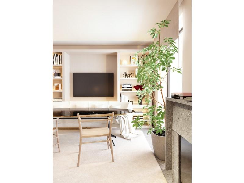 Exclusivo piso totalmente reformado en C/ Diputació 26