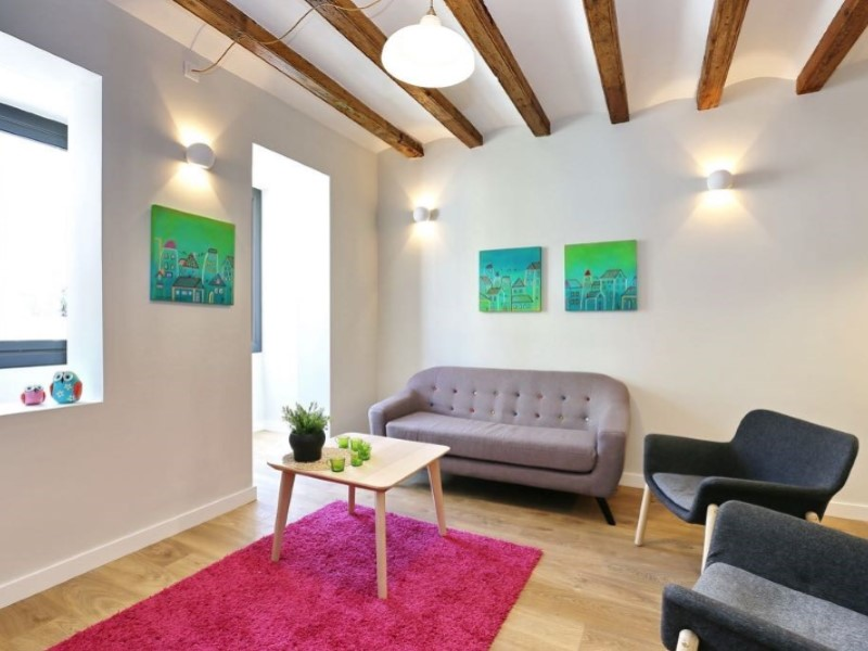 Renovated apartment in the neighborhood of Poble-sec 4