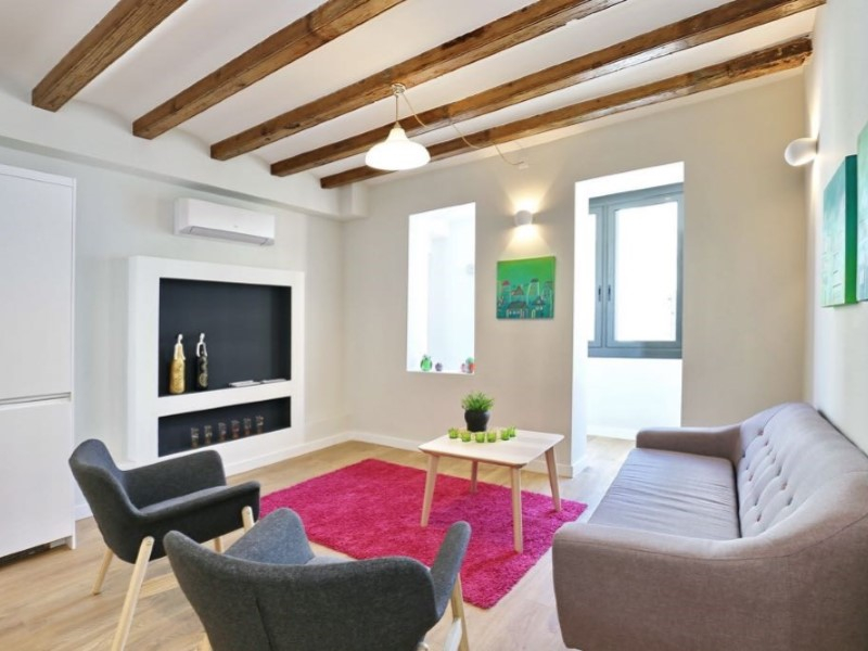 Renovated apartment in the neighborhood of Poble-sec 2