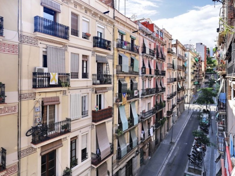 Renovated apartment in the neighborhood of Poble-sec 6