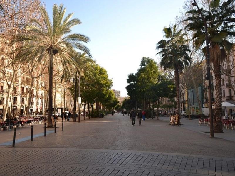 Piso en venta ideal inversores en el Raval de Barcelona 17