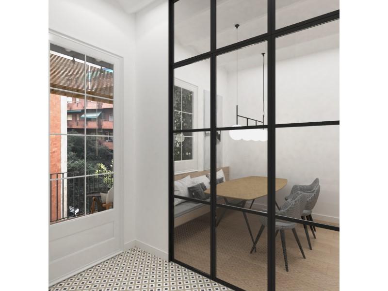 Fantàstic pis reformat per estrenar al carrer Aragó 4