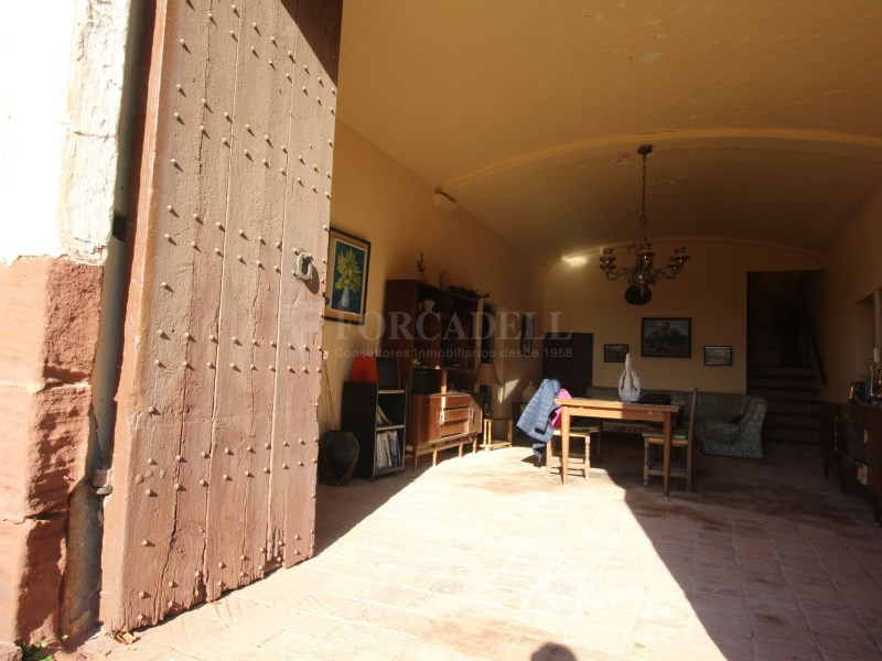 Masia en venda a Can Roca, Castelldefels. Barcelona. 39