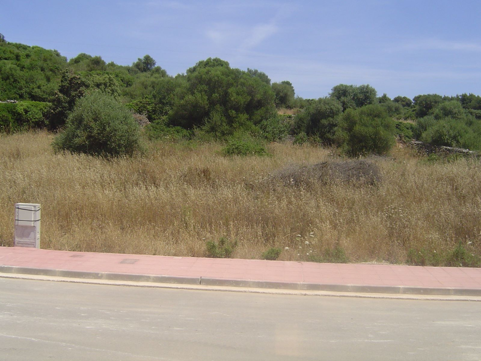 Industrial Plot in Alaior Ref: M8536 1