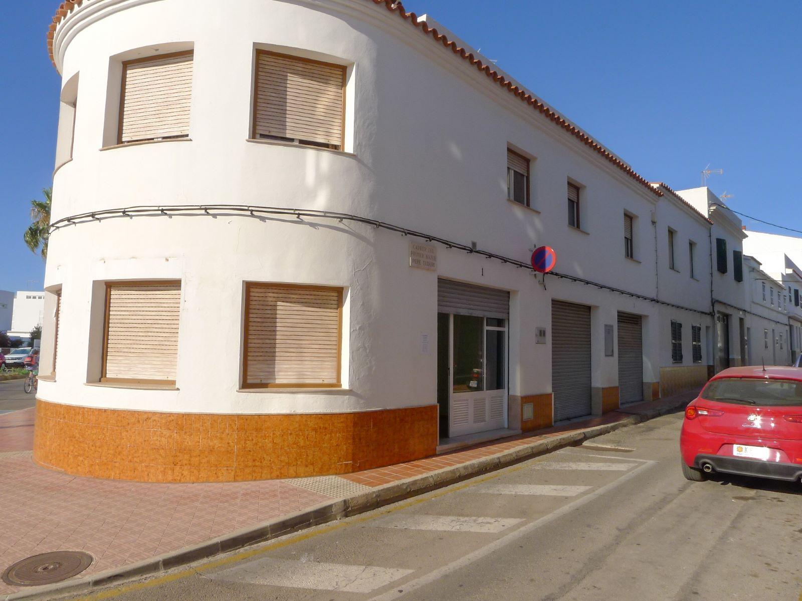 Local comercial en Sant Lluís Ref: M7412 2