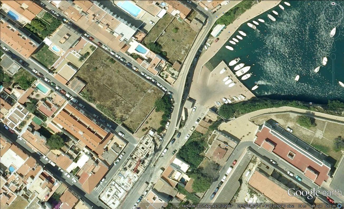 Plot in Es Castell Ref: M693 2