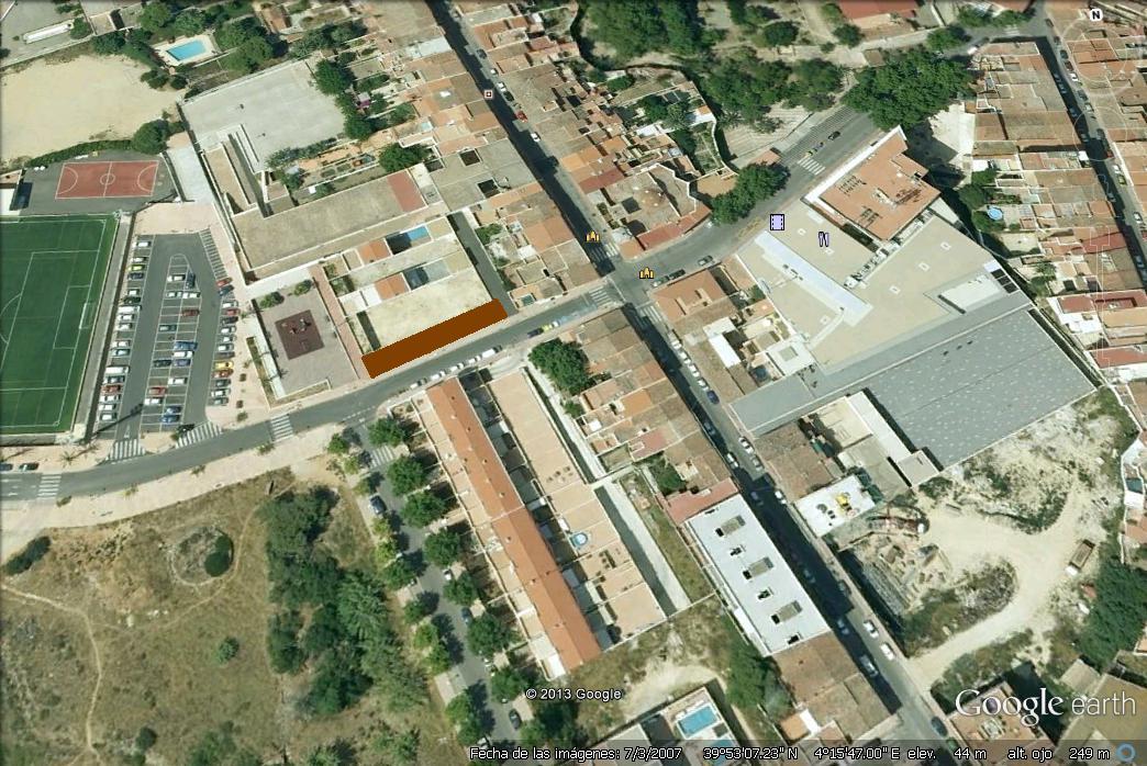 Bauparzelle in Mahón Ref: M715 2