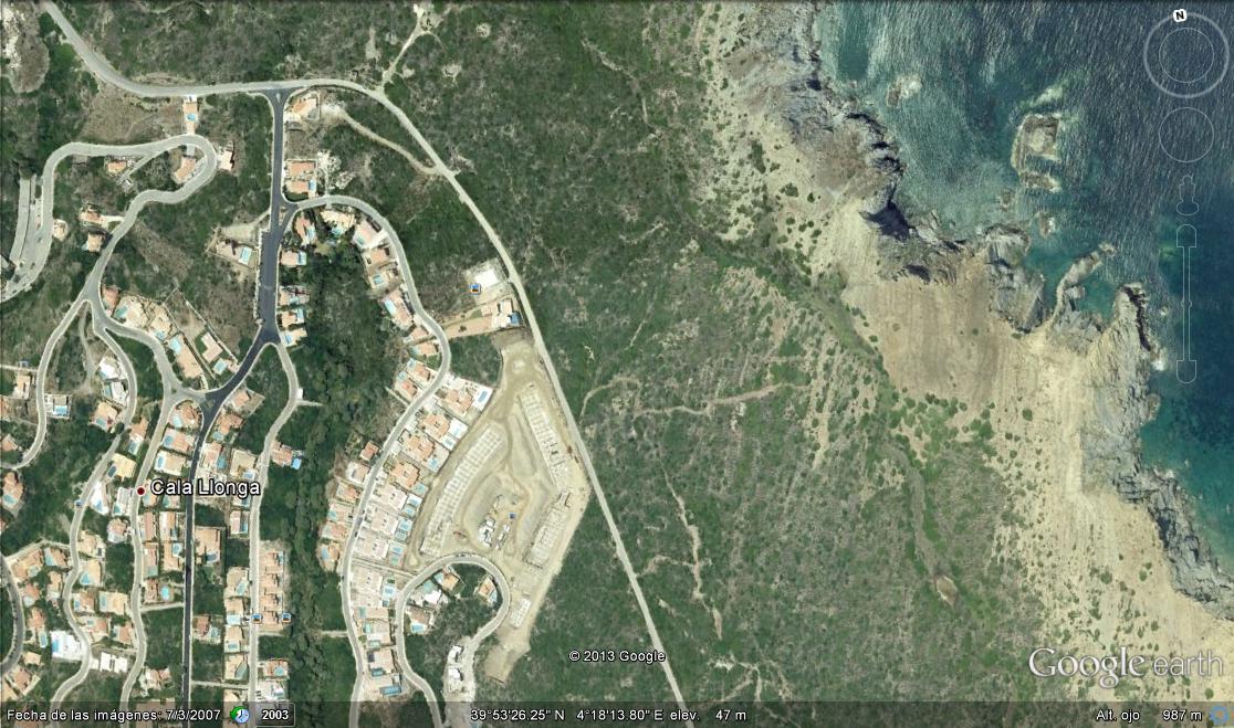 Bauparzelle in Cala Llonga Ref: M728 2