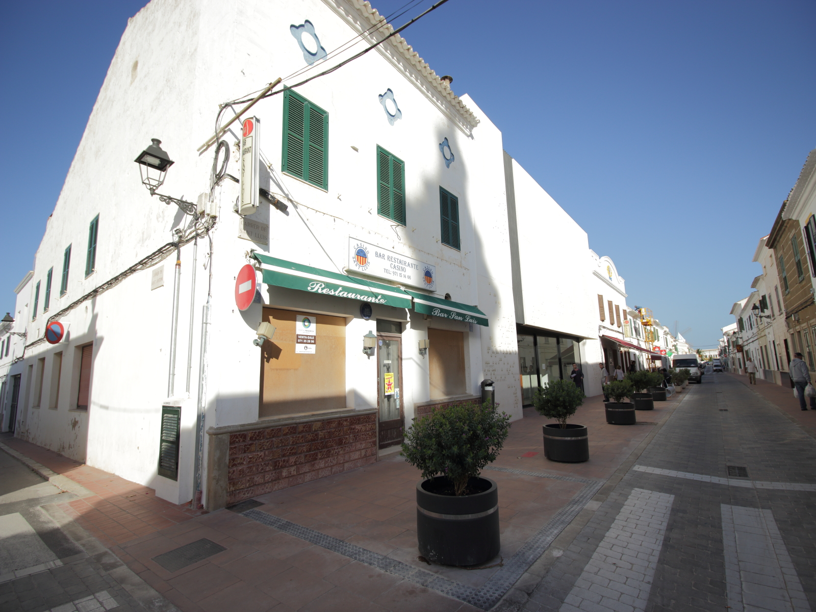 Commercial in Sant Lluís Ref: M552 1