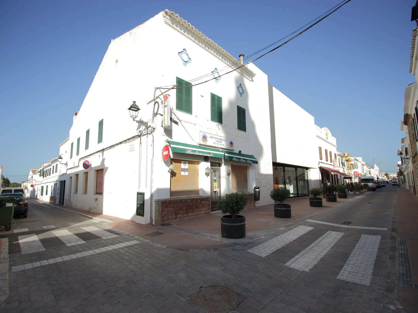 Commercial in Sant Lluís Ref: M552 4