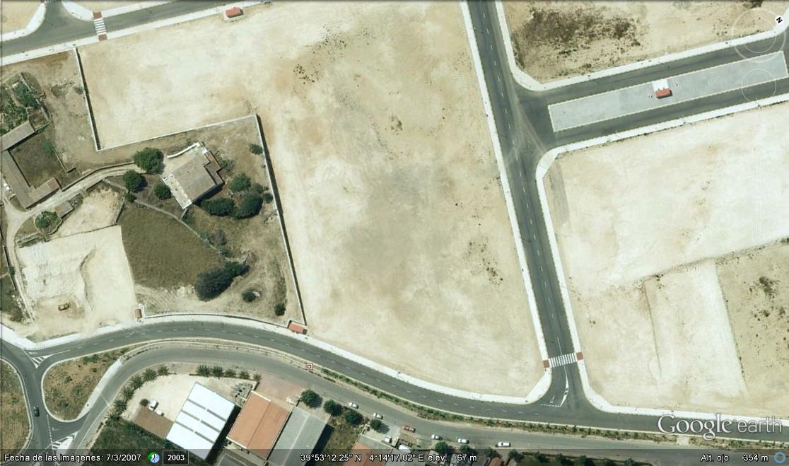 Bauparzelle gewerblich in Zona Poligono (Poima) Ref: M1306 4
