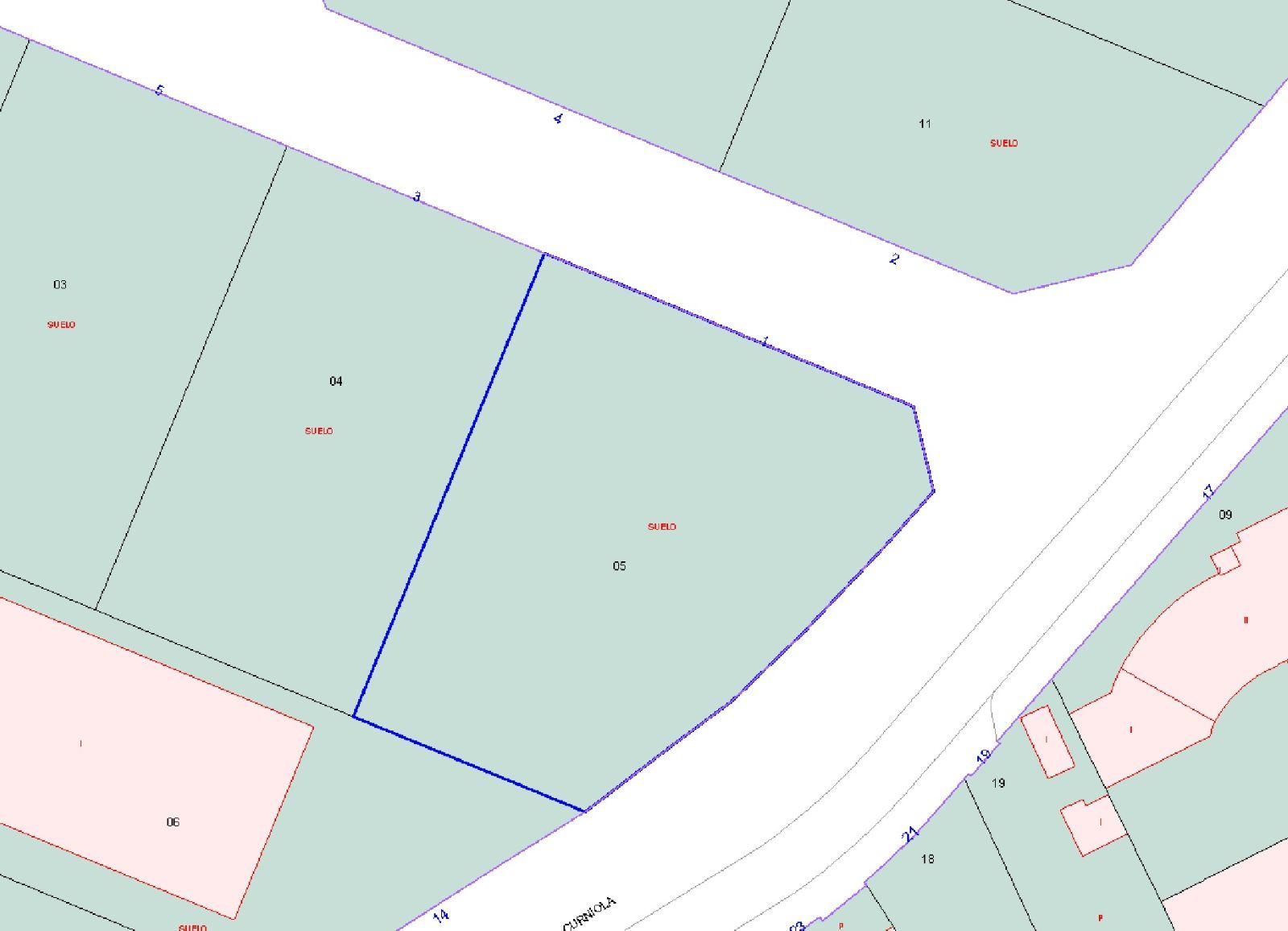 Bauparzelle gewerblich in Zona Poligono (Poima) Ref: M1306 2