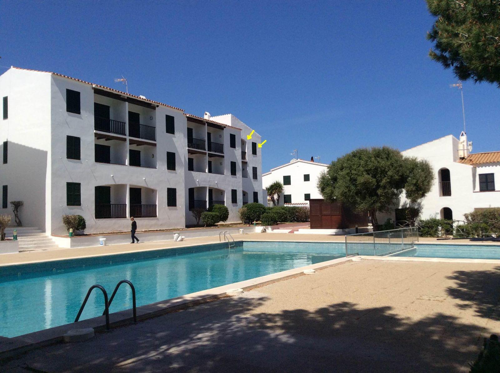 Wohnung in Arenal d'en Castell Ref: M7892 1