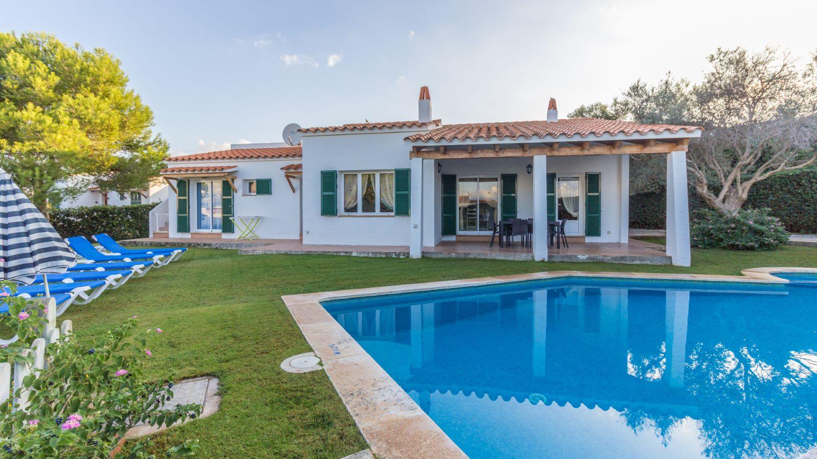 Villa in Binibeca Vell Ref: M8108 1