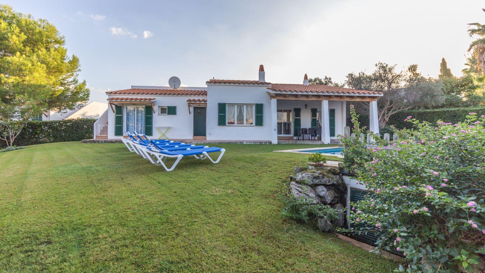 Villa in Binibeca Vell Ref: M8108 2