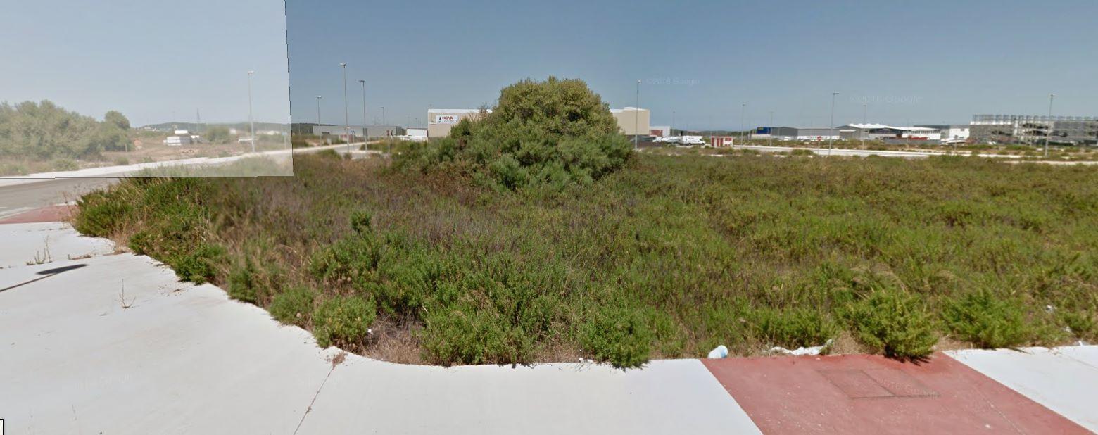 Parcela industrial para alquilar en zona poligono poima for Parcelas para alquilar en sevilla