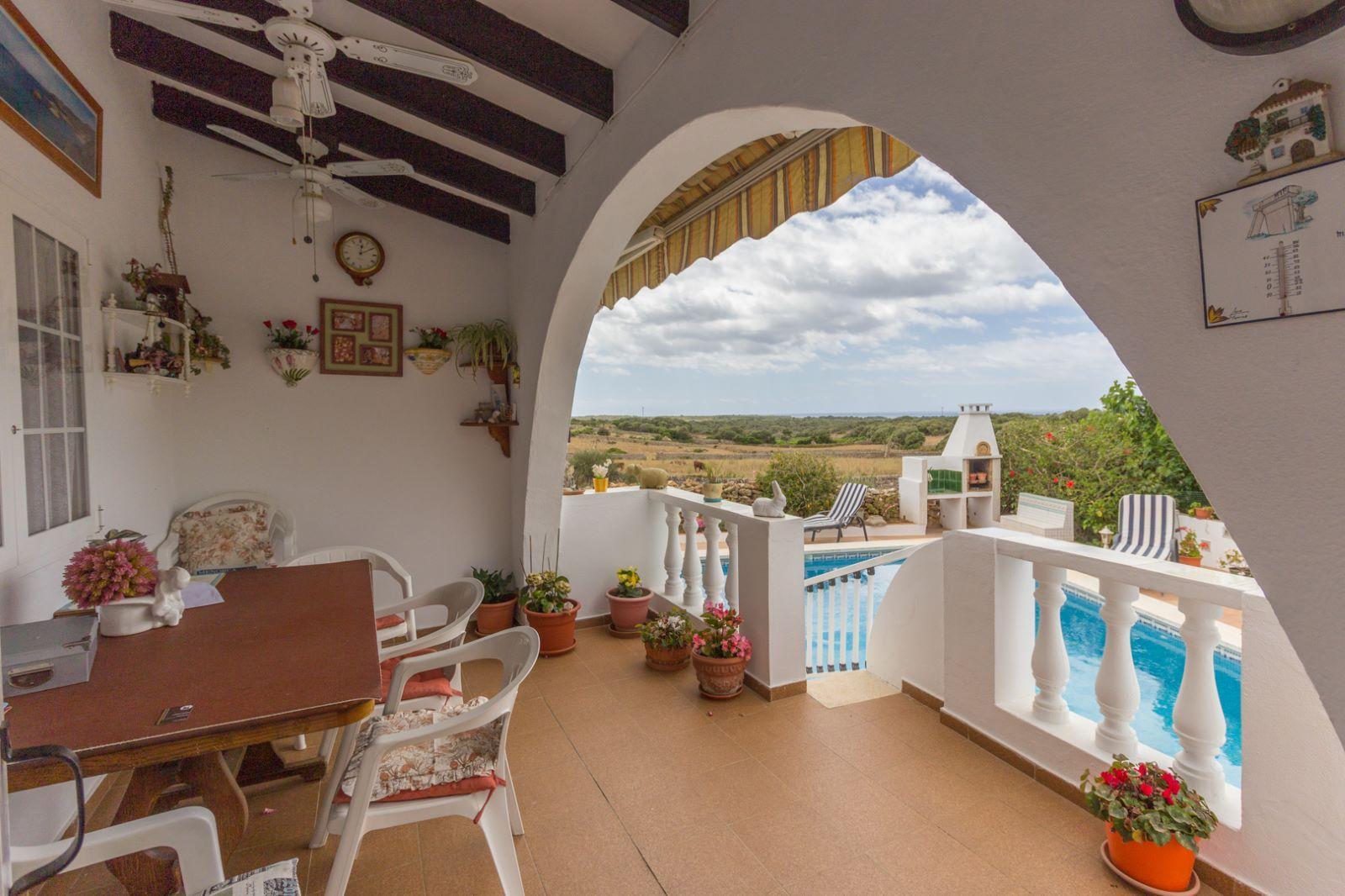 Villa in Cala'n Porter Ref: M8159 3