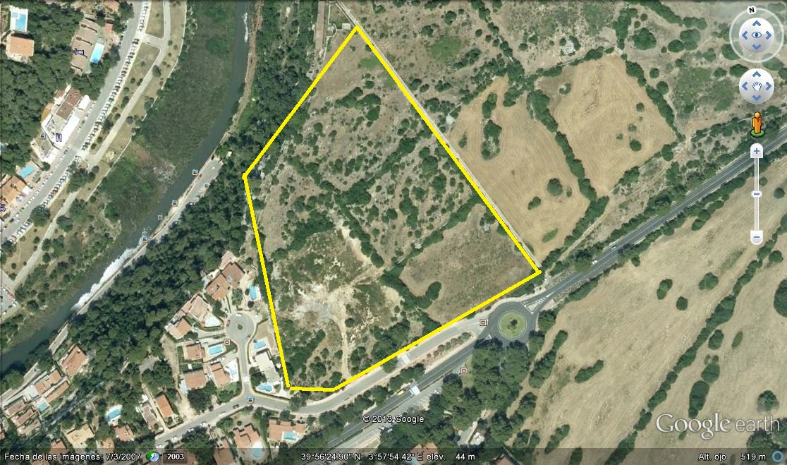 Plot in Cala Galdana Ref: MV7194 1