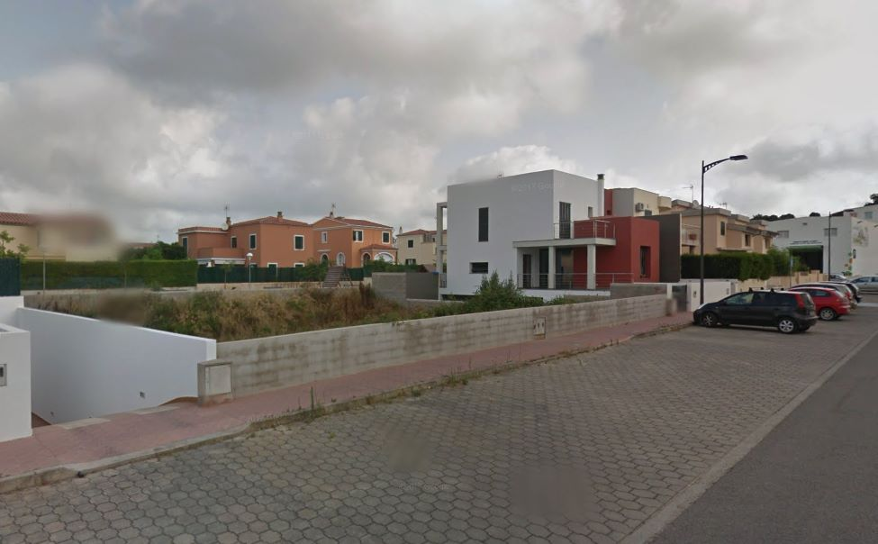 Plot in Alaior Ref: M8474 1