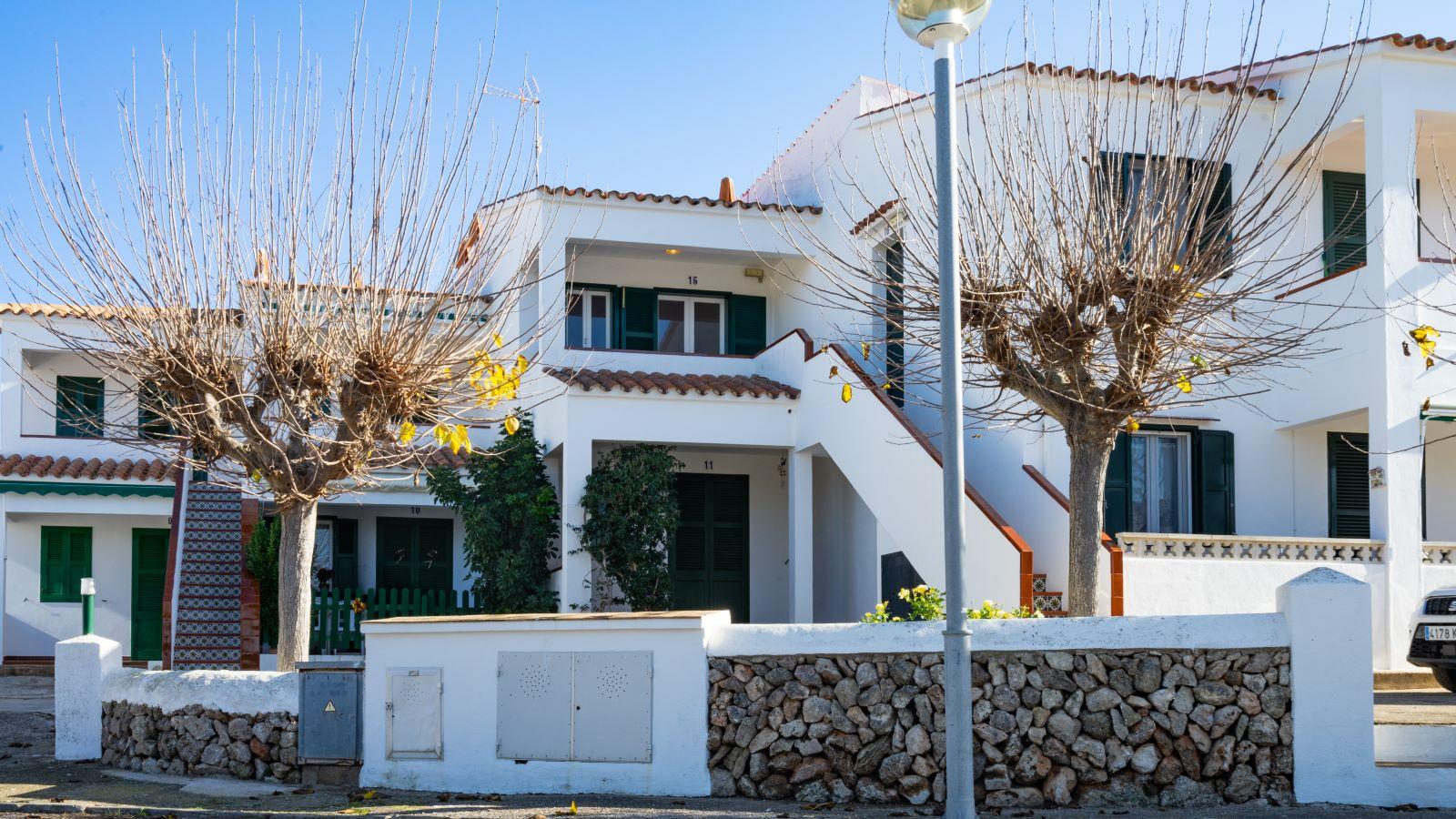 Apartment in Cala Canutells Ref: V2691 1