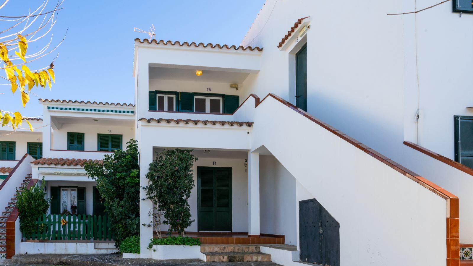 Apartment in Cala Canutells Ref: V2691 2