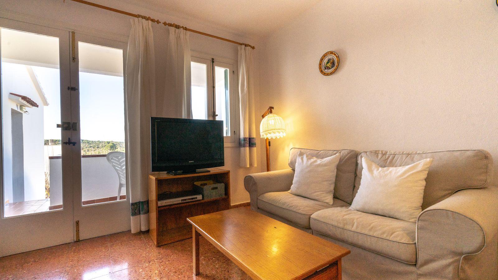 Apartment in Cala Canutells Ref: V2691 5