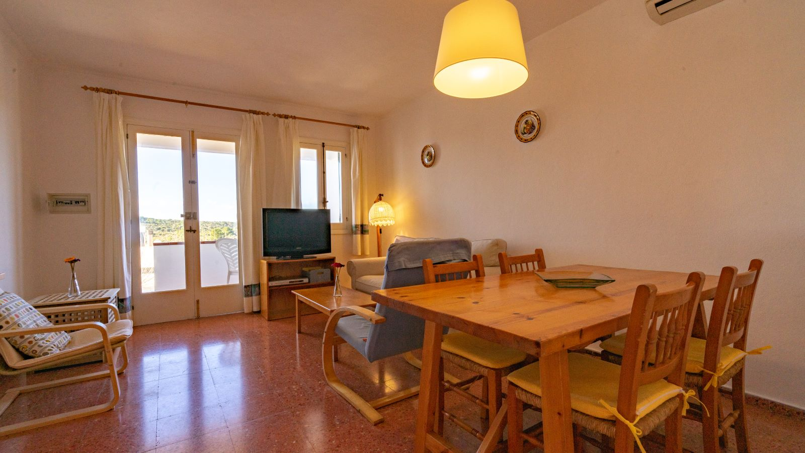 Apartment in Cala Canutells Ref: V2691 6