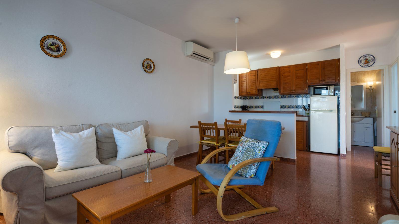 Apartment in Cala Canutells Ref: V2691 7