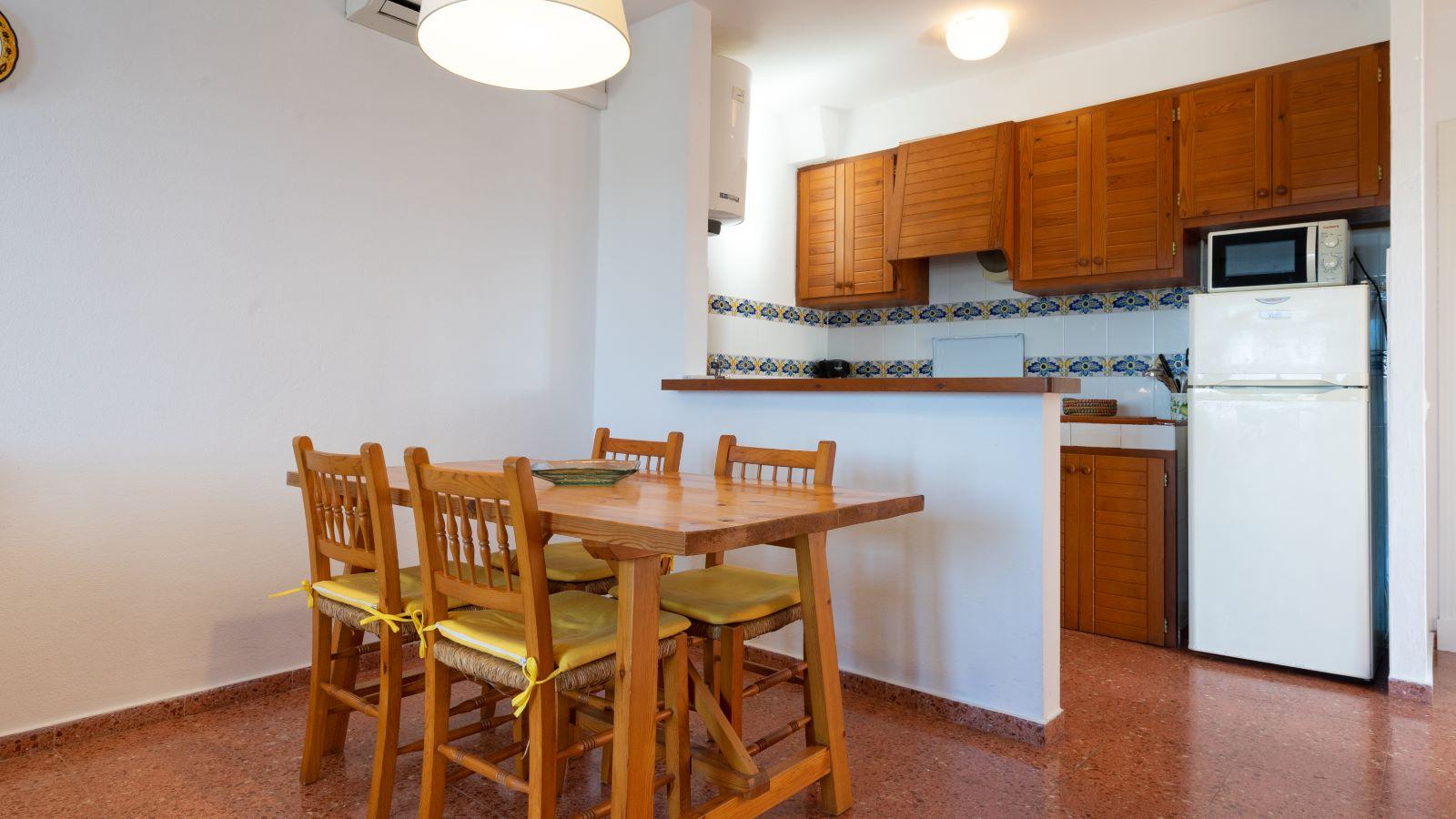 Apartment in Cala Canutells Ref: V2691 8